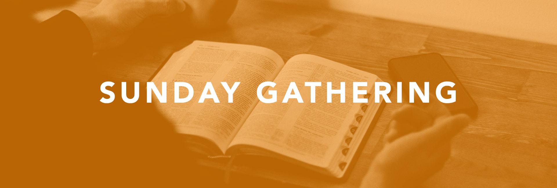 Gathering: May 17, 2020